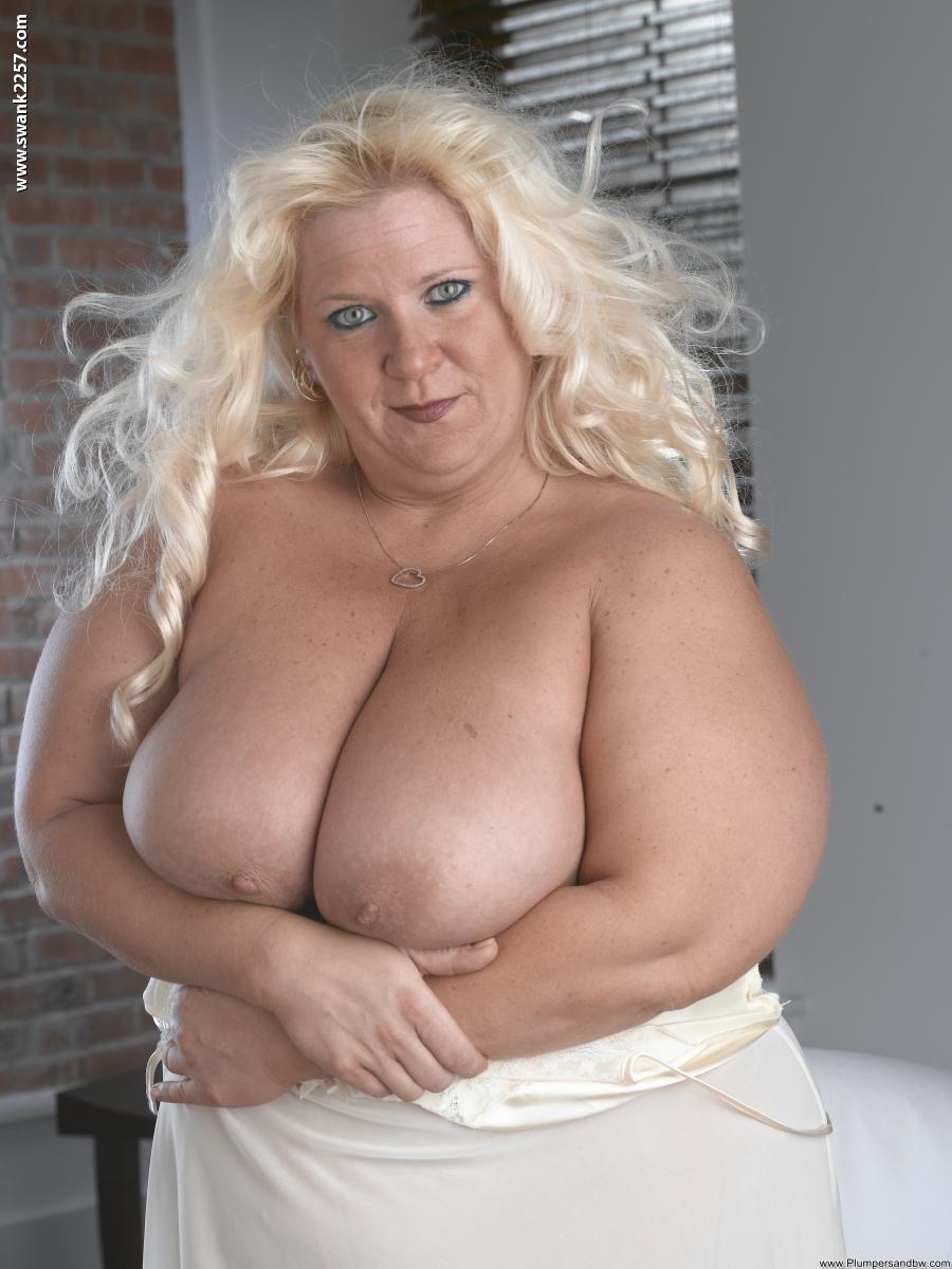 Bbw donna