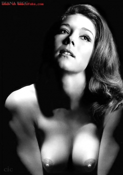 You uneasy Diana rigg porn talk this