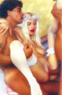 ilona staller anal