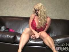 muscular-blonde-with-huge-tits-masturbates