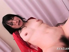 lady-in-red-satin-gets-anal-drilled