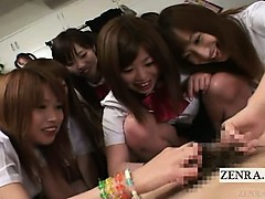 subtitled-cfnm-japanese-schoolgirls-group-handjob-party