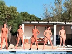 lesbian-russian-girlfriends-doing-their-group-work-out-naked