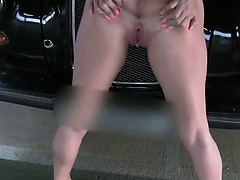 busty-blonde-fucked-and-creampied-on-fake-taxi-bonnet