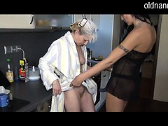 hot-granny-fucking-one-brunette-wife-with-shaved-pussy-in