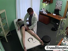 tight-red-haired-babe-pussy-creampied-with-fraud-doctor