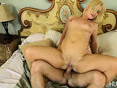 James Deen slamming slut full of cock