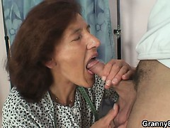 sewing-granny-jumps-on-his-cock