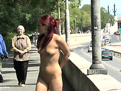 crazy-chick-tereza-shows-her-naked-body-on-public-streets