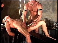 Cbt Extreme Vac Pumping Of Hot Musc Smooth Blonde By Big