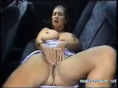 car-solo-busty-french-milf-michelle