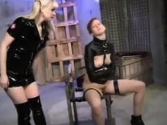 lesbian-femdom-spank-and-strapon-fuck