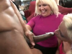 dick greedy cfnm party amateurs