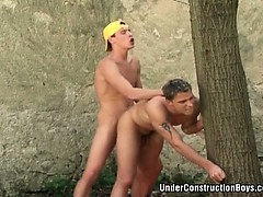 Pretty Face Twink Fucks His Horny Gay Friend Deep In The