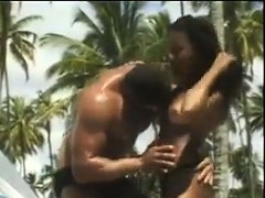 black-couple-fucking-at-the-beach