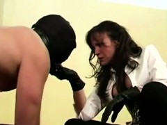 slave-humiliated-by-strapon-femdom