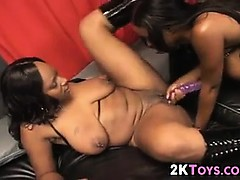 ebony-lesbians-in-a-threesome