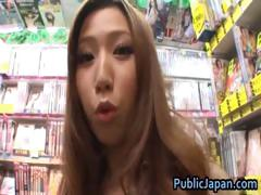 Ai Sayama Asian Chick Likes Public Sex Part4