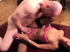Horny German Milf Fionaf Just Loves To Dress Up Sexy In