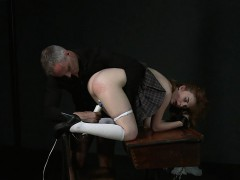 redhead-in-bdsm-spanked-and-anal-fucked