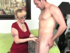 handjob-loving-mature-working-his-cock