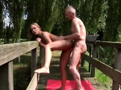 naked-on-a-bridge-in-a-public-park-for-instance