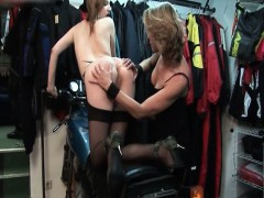 Gorgeous Blonde Babe Gets Horny Rubbing Part6