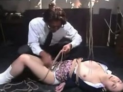asian-teen-schoolgirl-water-and-rope-bondage