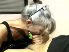 horny granny eagerly penis gagging granny sex movies