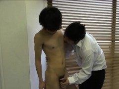 Japanese Teen Sucks Dick