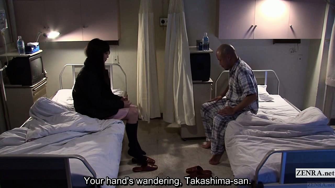 サブタイトルをつけられていた無検閲の奇妙な病院日本手淫-2112234-DrTuber.com