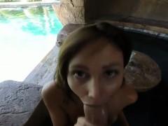 hot-babe-ariana-sex-beside-the-pool-pov