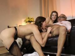 young-euro-nurse-in-stockings-fucks-mature-couple