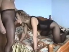 horny russians with a pantyhose fetish – سكس نيك روسي