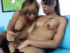 black-tgirl-tranny-makes-her-best-friend-blow