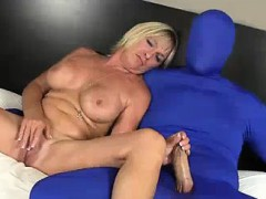 granny-tweaks-her-pussy-while-stroking