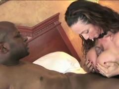 Ariella Ferrera Craves Prince Yahshua's Big Black Cock