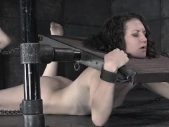 restrained-bdsm-sub-punished-with-bastinado