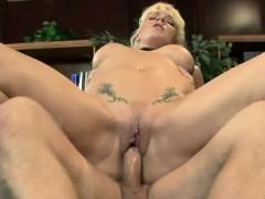 blonde housewife heidi mayne gets banged by a stranger