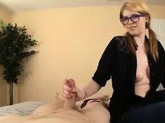 blonde-finds-her-step-bro-wanking-in-room