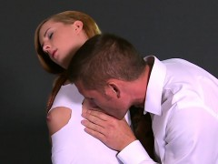 handcuffed-redhead-slave-banged-in-dungeon