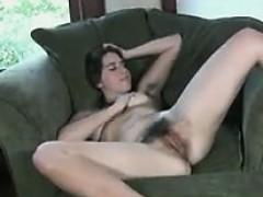 hairy-amateur-girl-enjoying-a-vibrator