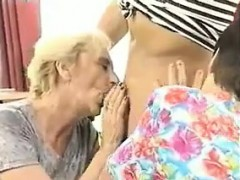 Very Old Women Have Some Hardcore Fun