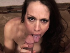 bustybrunette-mature-sticks-his-dick-in-her-wet-vagina