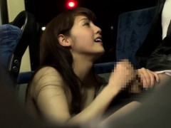 asian-babe-wanks-and-facialized-on-public-bus