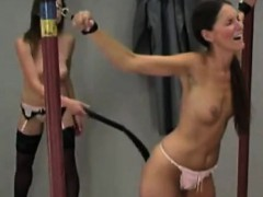 sub-with-fine-tits-is-tied-and-whipped-hard