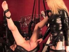 mistress-punishing-pathetic-suspended-sub