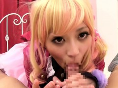 Squirting Cosplay Miki Sunohara Creampied