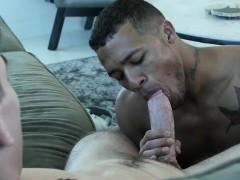 guy-fucks-his-roommate-and-worships-his-huge-black-cock