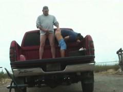 Redneck Sex In A Pickup Truck